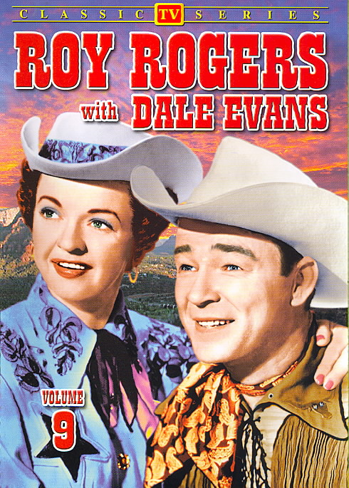 ROY ROGERS WITH DALE EVANS VOL 9 BY ROY ROGERS SHOW (DVD)
